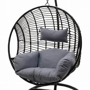 Loveuse De Jardin : loveuse jazzy gris noir balancelle eminza ~ Teatrodelosmanantiales.com Idées de Décoration