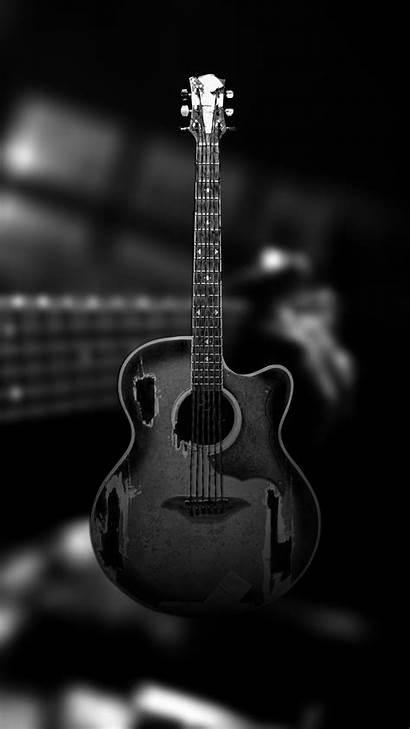 Guitar Wallpapers Phone Acoustic Desktop Mobile Martin