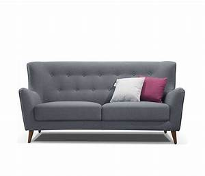 Sofa Retro : retro grey button tufted sofa ds 076 fabric sofas ~ Pilothousefishingboats.com Haus und Dekorationen