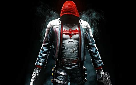 jason todd red hood batman arkham knight wallpapers hd wallpapers id