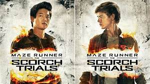 2 New Character Posters For 'Maze Runner: The Scorch ...