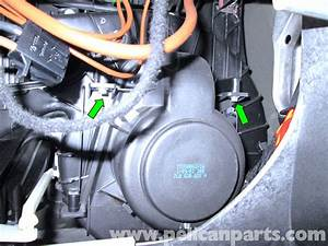 Porsche Cayenne Hvac Blower Fan And Regulator Replacement