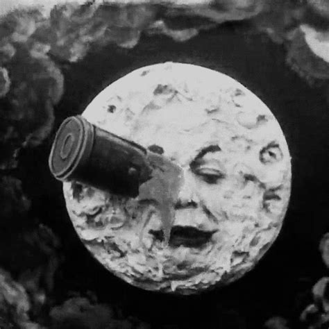 george melies gif a trip to the moon on tumblr