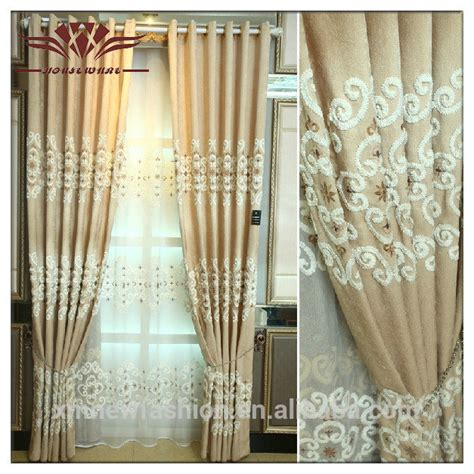 Drapes India - indian embroidery curtains living room curtains