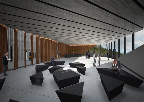 interior design culture gallery of competition entry istanbul g 252 lsuyu cemevi and cultural center 2