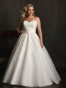 elegant collection of plus size ball gown wedding dresses With wedding gowns for plus size