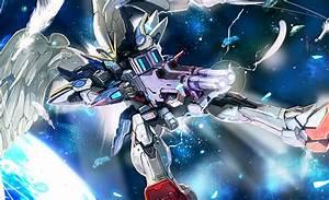 Wing Gundam Zero Custom Wallpaper by longai - Gundam Kits ...
