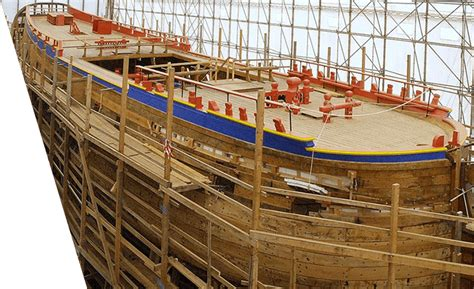 Hermione Bateau Dimension by R 233 Novation Et Construction De L Hermione Asselin