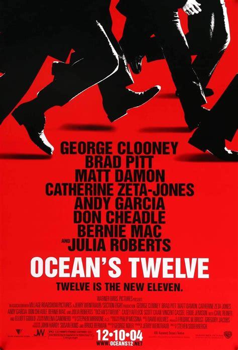 oceans twelve  julias movies cine pelis