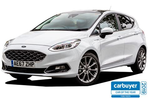 Ford Fiesta Hatchback 2019 Review Carbuyer