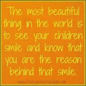 Children's ... Beautiful Child Quotes