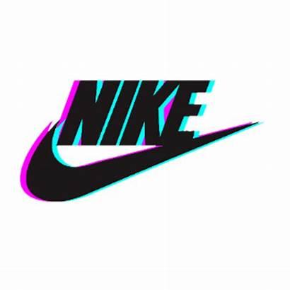 Nike Glitch Sticker Sign Picsart Freetoedit Save