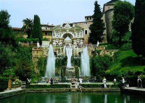 tivoli gardens italy 58 best images about italia tivoli villa d este on