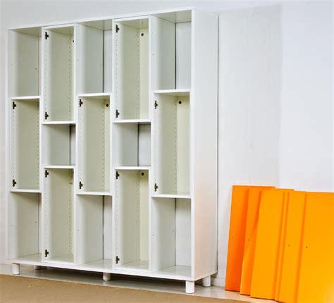 Librerie Brico by Costruire Una Libreria Con Dei Pensili Bricoportale Fai