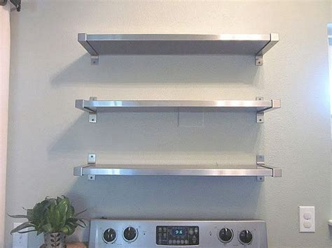 stainless steel shelving  ikea stainless steel
