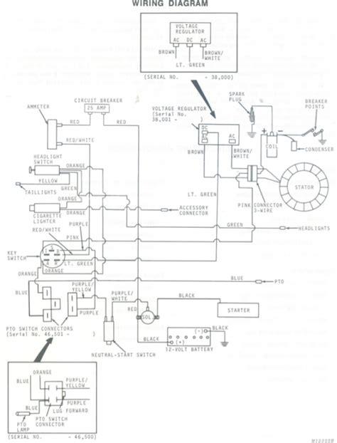 Deere 140 H3 Wiring Diagram by 1968 Jd 140 Deere Tractor Forum Gttalk