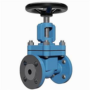 Manual Globe Valve - Din-en Flanged Ends