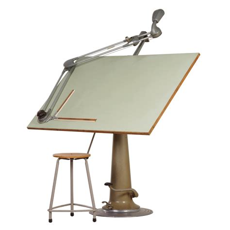 mid century couches vintage industrial nike drafting table ca 1950 ztijl