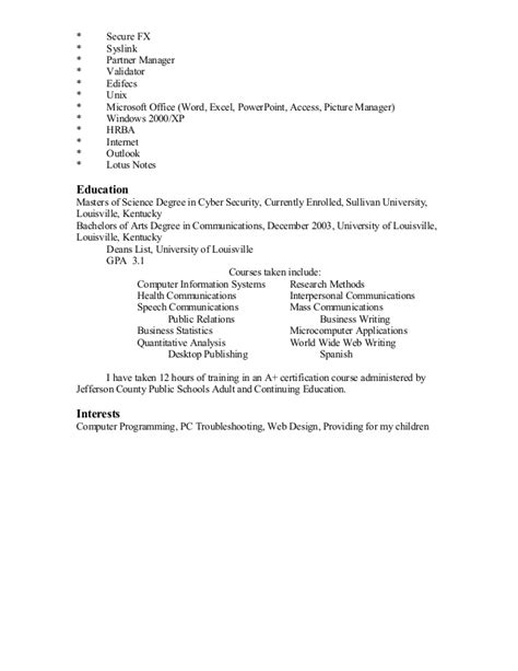louisville kentucky resume writing resume resume help
