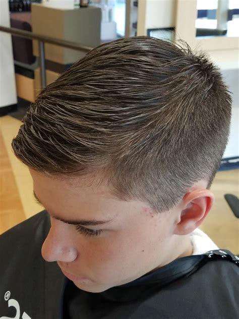 teen boy haircut fade boys in 2019 hair cuts teen boy