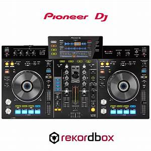 Pioneer DJ XDJ RX All In One DJ Console Sound And Sight