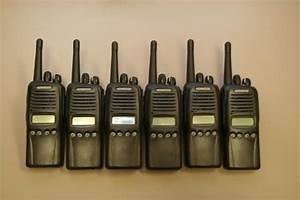 Radio Kenwood Tk-3180   Tk-2180 Vhf Y Uhf Como Nuevos Dtmf