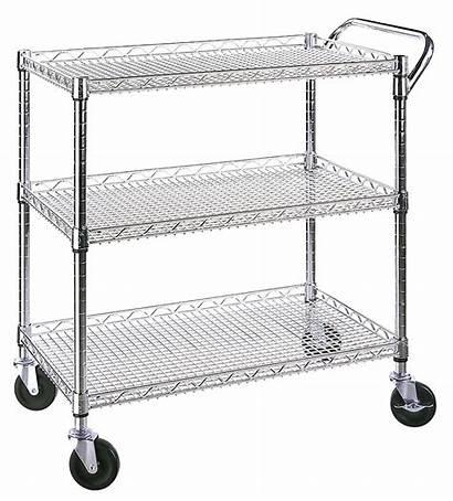Carts Utility Commercial Walmart Seville Classics Cart