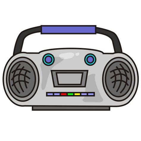 Radio Clipart Stereos Clipart Clipground