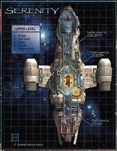 Serenity Floor Plan   Firefly