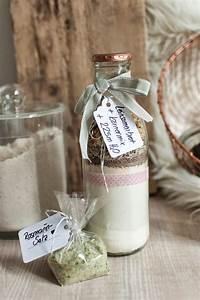 Einweihungsgeschenk DIY Oder Auch Brot In Der Flasche In