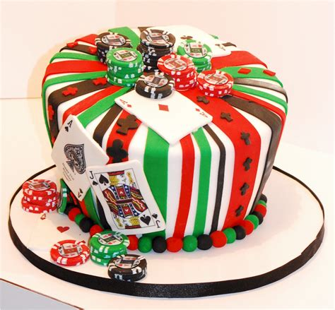 Cup A Dee Cakes Blog My My My My Poker Cake