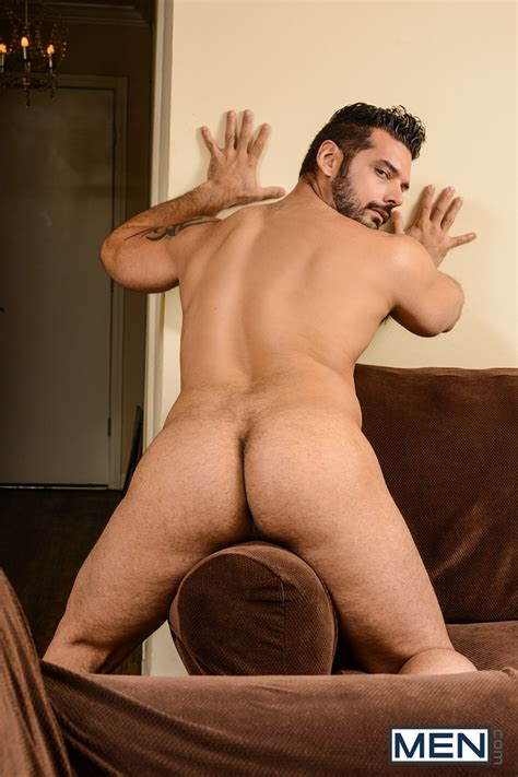 Sexy Hairy Hunk Aspen And Marcus Ruhl Hot Ass Fucking