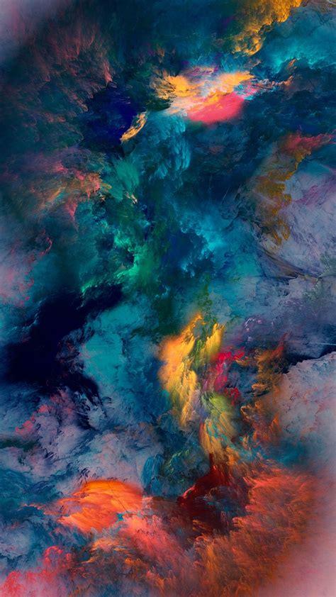 Colour Storm Wallpaper  Digital Art In 2018  Pinterest