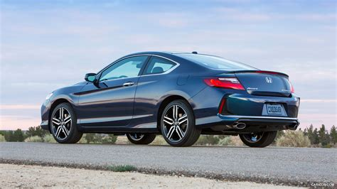 2016 Accord Coupe V6 by 2016 Honda Accord Coupe V6 Touring Rear Hd Wallpaper 12