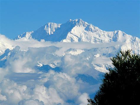 Highest Mountain Ranges In The World