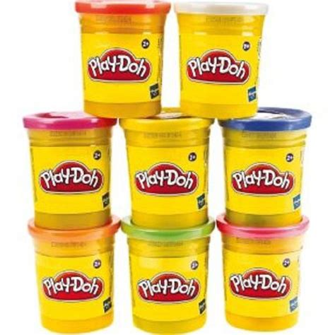 mini play doh tubs play doh single tub colours may vary the gift and