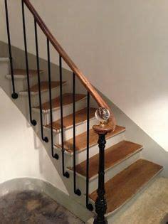 escalier bois et noir d 233 gagements pinterest peinture