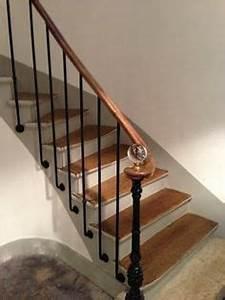 peinture cage escalier peinture cage d39escalier pinterest With couleur gris clair peinture 11 escalier repeint et montee descalier relooke