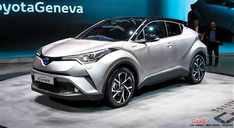 toyota hybrid sales  europe  increase   hr crossover