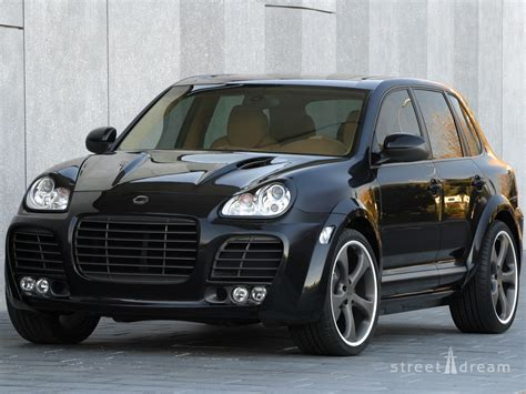 Porsche Cayenne Photo by Techart Porsche Cayenne Magnum Picture 17735 Techart