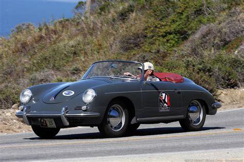 1960 Porsche 356b/1600 T5 Roadster Gallery