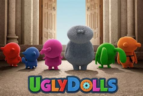 'uglydolls' To Launch In Theaters The First Weekend In May
