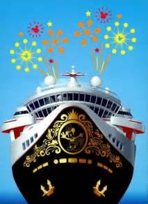 Disney Cruise Ship Clip Art