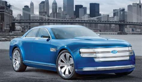 2019 Ford Crown Victoria Sedan Release Date, Redesign ...