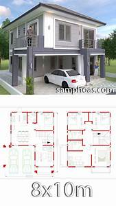 Architecture, Simple, House, Designs, 2021
