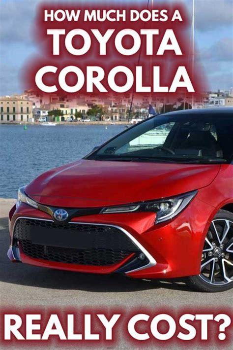 toyota corolla  cost vehicle hq  images toyota corolla toyota