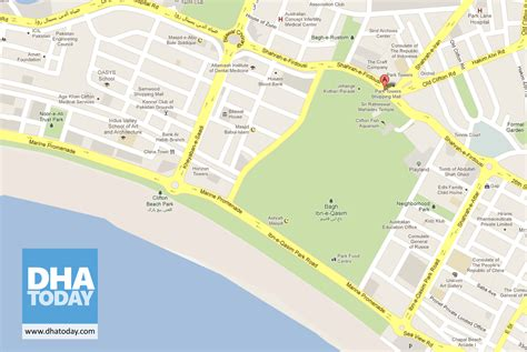 Boat Basin Location Karachi by Zamzama Enclave All You Need To Know Dha Today