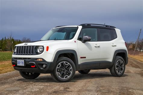 Review Jeep Renegade by Review 2017 Jeep Renegade Trailhawk Canadian Auto Review