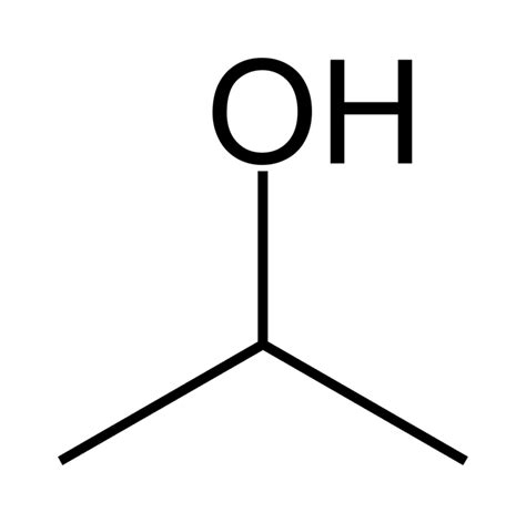 File:Isopropanol-skeletal.png - Wikimedia Commons