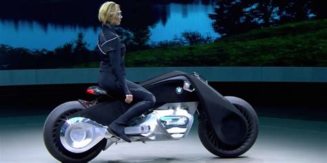 Bmw Reveals Future Vision For Cars And Motorcycles